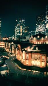 東京駅 上